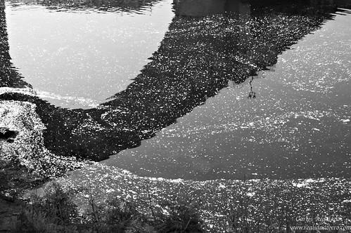 A ponte romana by Carlos Regalado