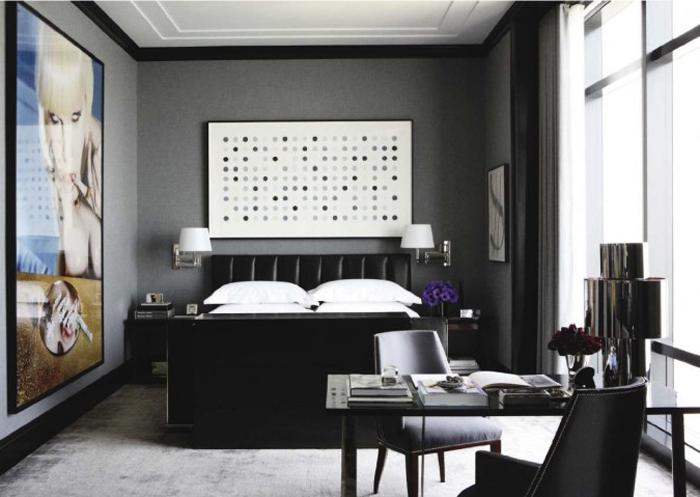 Manhattan Style Apartment Meaning: Inside Hana Soukupova's Manhattan Apartment