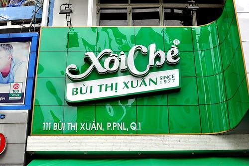 Xoi Che Bui Thi Xuan - Ho Chi Minh City