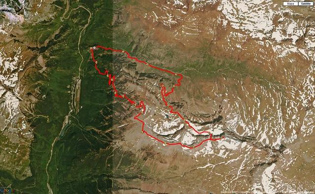 vuelta iserias 30-11-2011