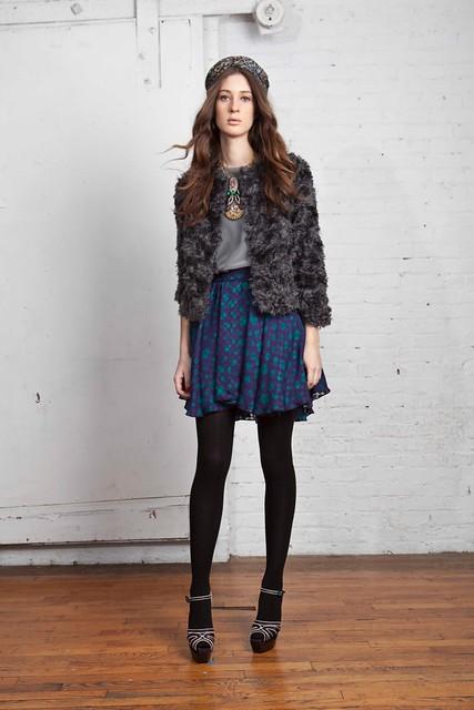 WRENFALL11-Kate Faux Fur Coat