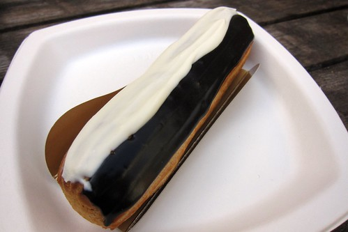 Black & White Eclair