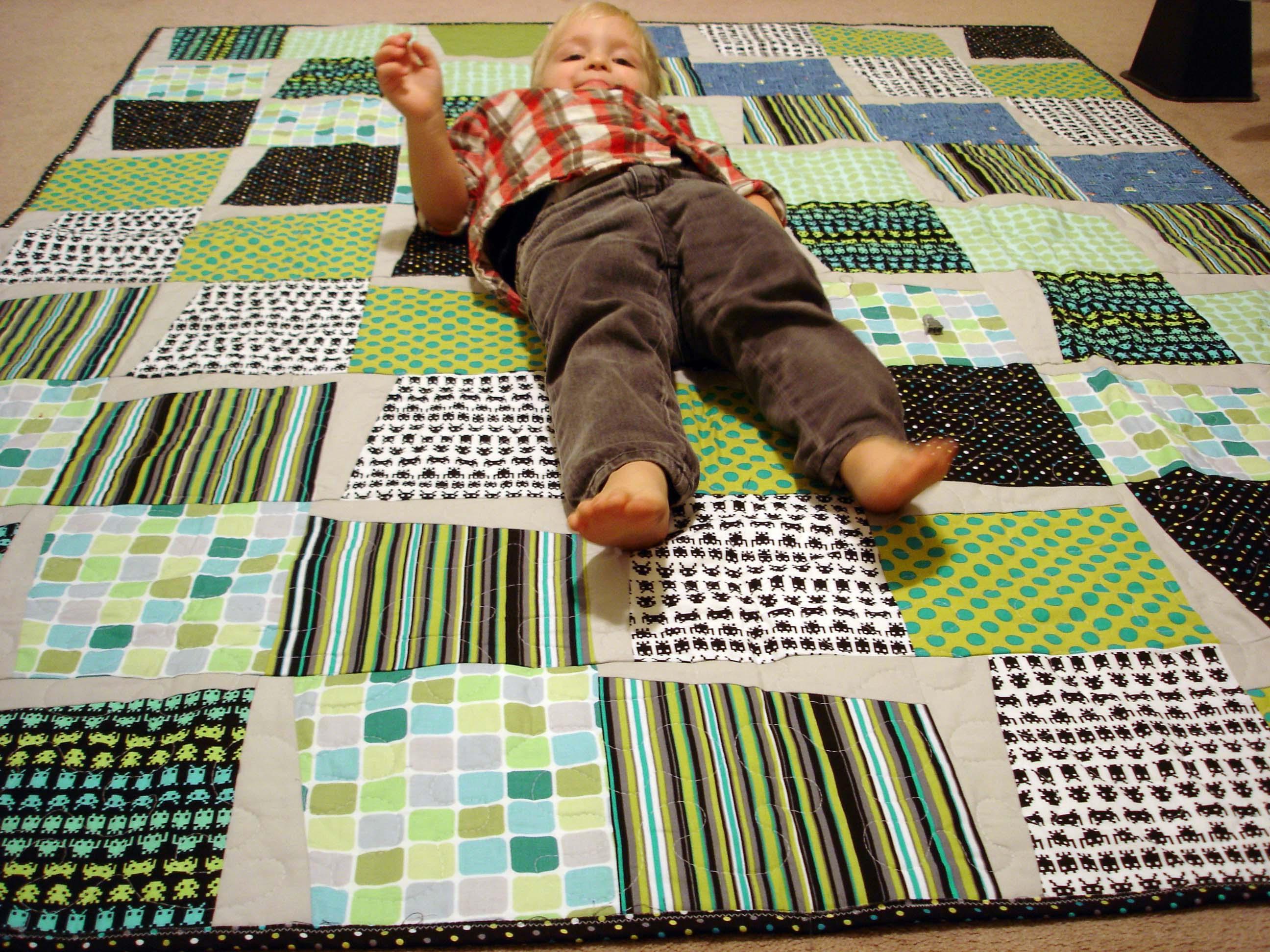 ilya's quilt