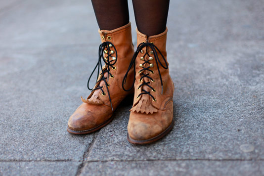 sophiewest_shoes - san francisco street fashion style