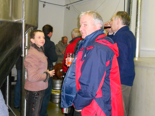 Evan Evans Brewery Tour