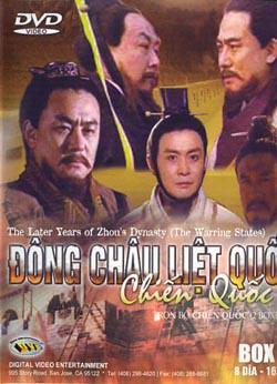 Phim Đông Chu Liệt Quốc-full