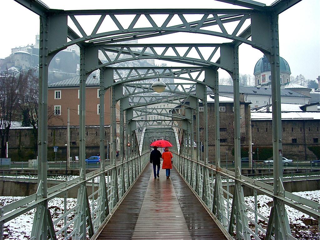 Salzburg Rainy Day