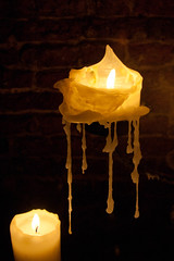 Candle at Pelgrom