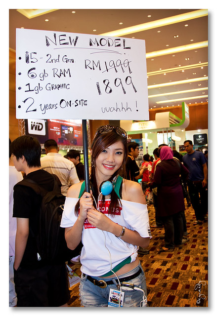 KLCC PC Fair 2011