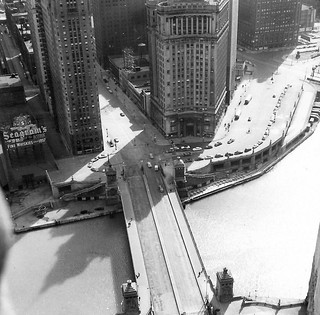 Chicago River, 1953