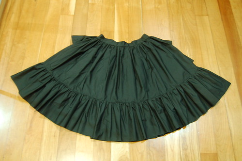 Lolita Closet Count! Skirts: Black - In the Starlight Black Underskirt