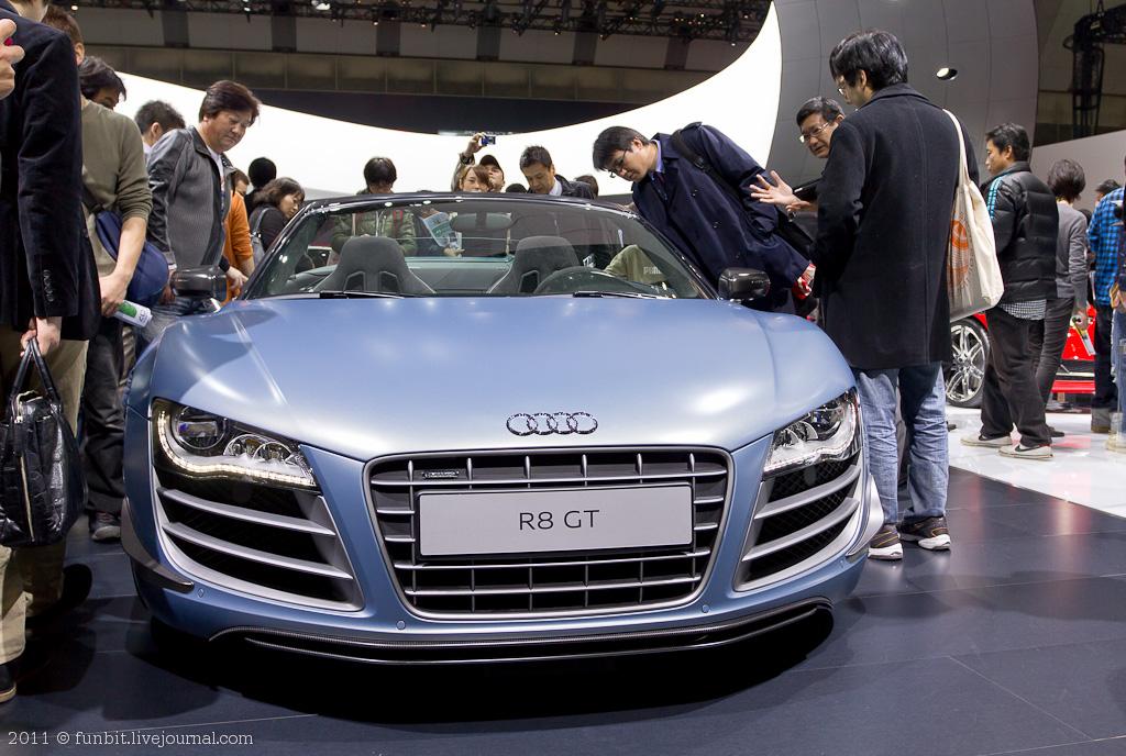 Motor Show - Audi GT