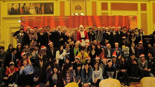Rotary Club of Macau and Friends