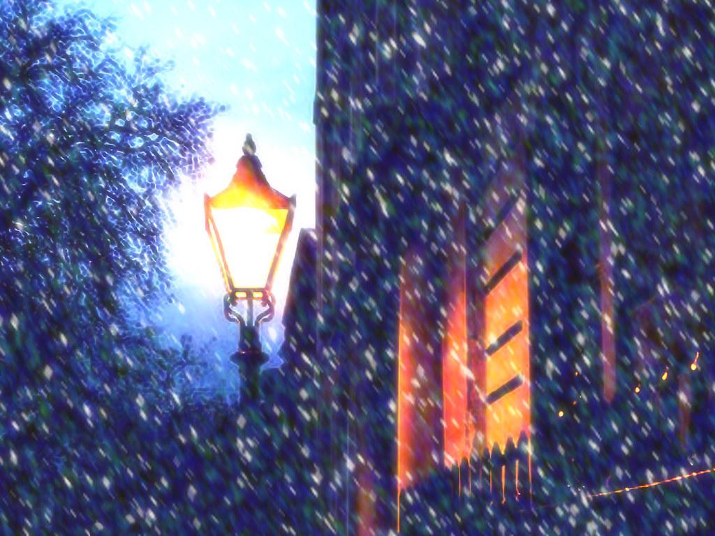 St Giles snow
