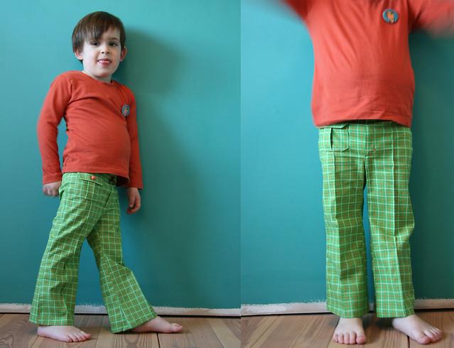J-pants for Nils