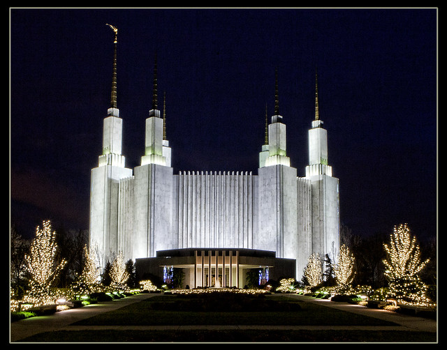 Mormon (LDS) Temple