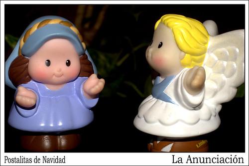 El Nacimiento de Jesús en 15 postales