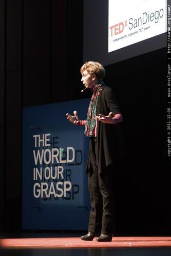 Martha Beck @ TEDx San Diego 2011    MG 3499