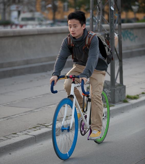 Copenhagen Bikehaven by Mellbin 2011 - 2012