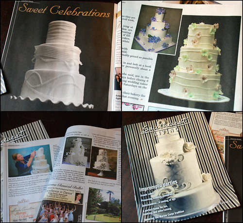 Published! Yuma Couture Cakes
