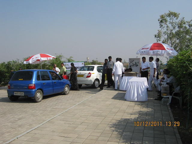 Valet Parking at  Kolte-Patil Life Republic, Marunji - Hinjewadi, Pune 411 057