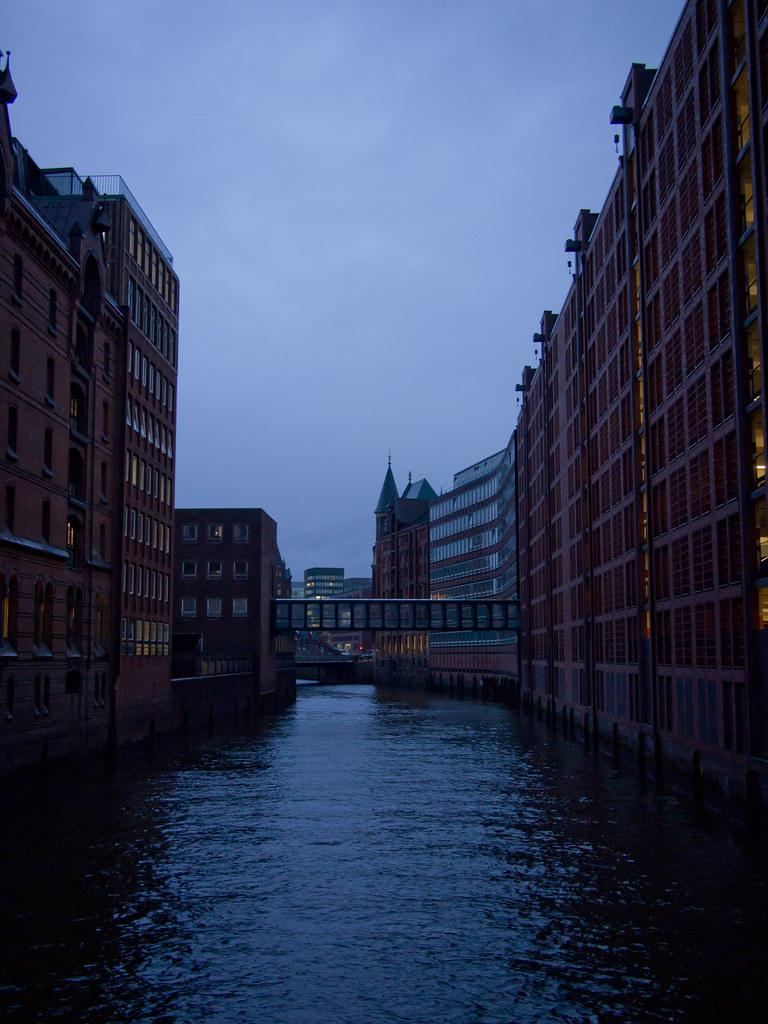 Hamburg, 2011.