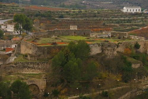 Castillo de Planes