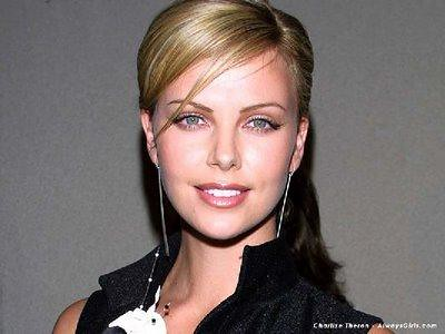 Charlize Theron Early Modeling Photos