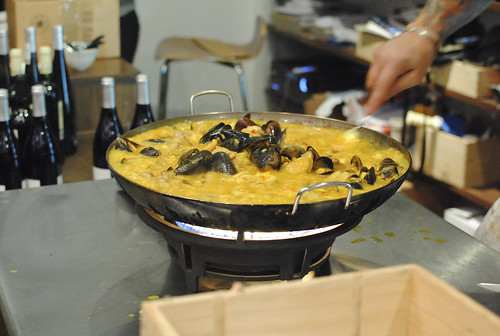 6497300311 7a01df0185 Ludos Paella @ Domaine LA (Los Angeles, CA)
