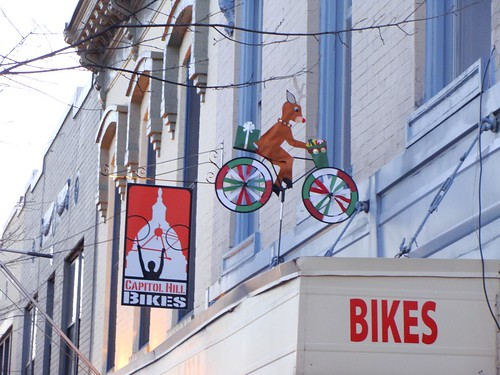 Bikes in DC