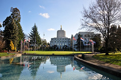 Oregon State Capitol, André Orso
