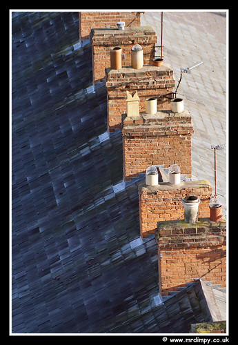 Chimneys.