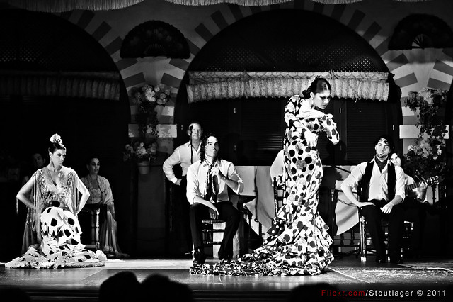A Seville Flamenco Collection: Is That Jealousy That I Feel?