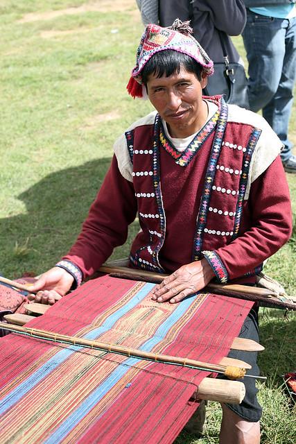 Chawaytiri Weaver