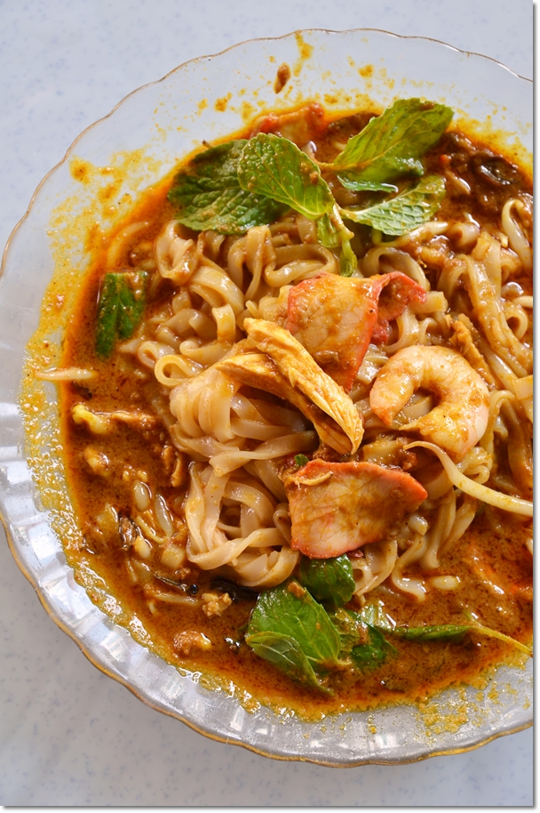 Ipoh Dry Curry Hor Fun