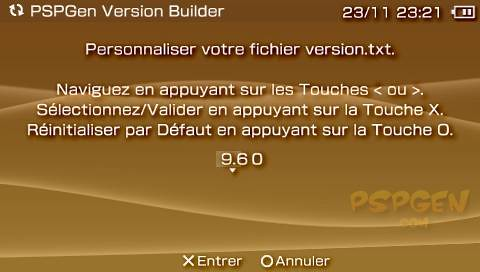 pspgen-version-builder