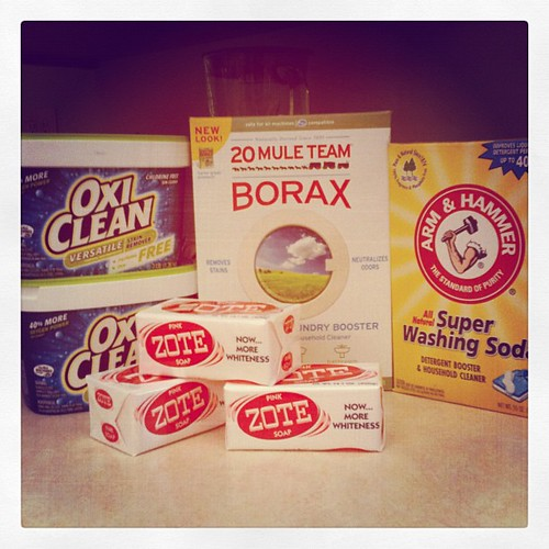 make your own laundry soap and save$$