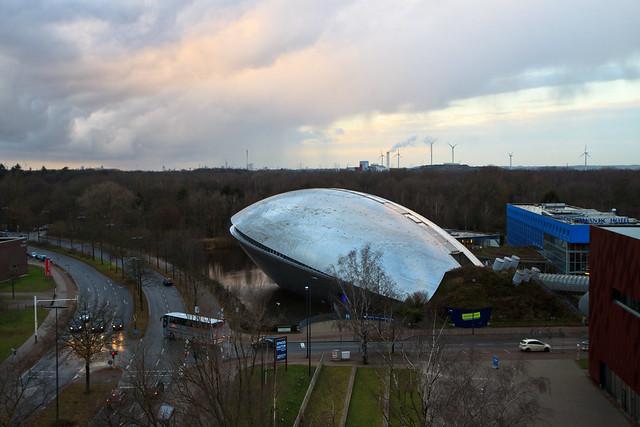 Bremen. Universum museum