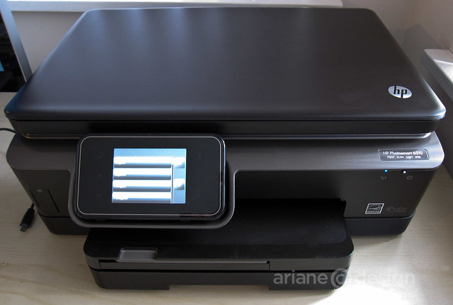 HP Photosmart 6510 printer