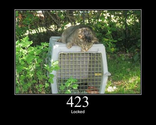 423 - Locked
