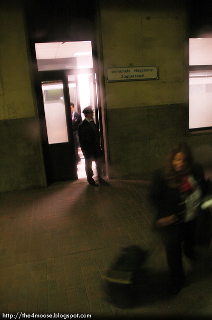 CNL 363 - Bologna Station
