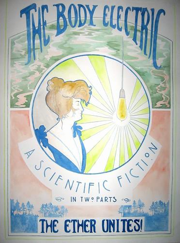 "Christina Corfield ""Poster 6"""