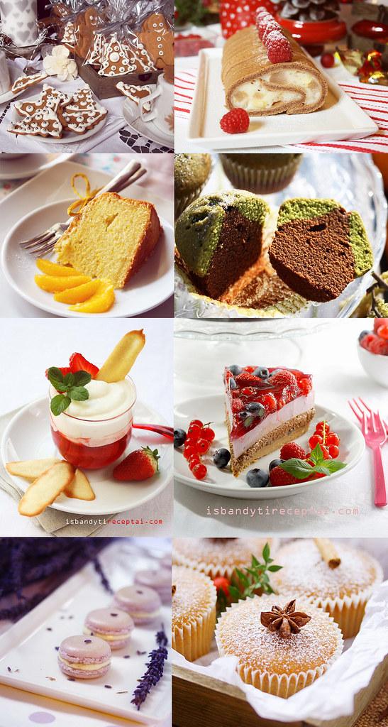 Geriausi 2011 metų desertai