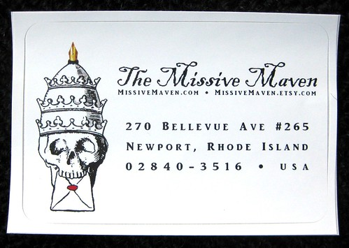 Missive Maven label crop