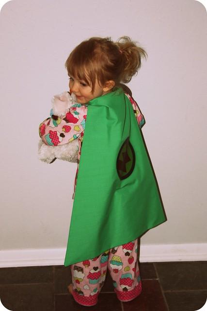 Wonder pets cape