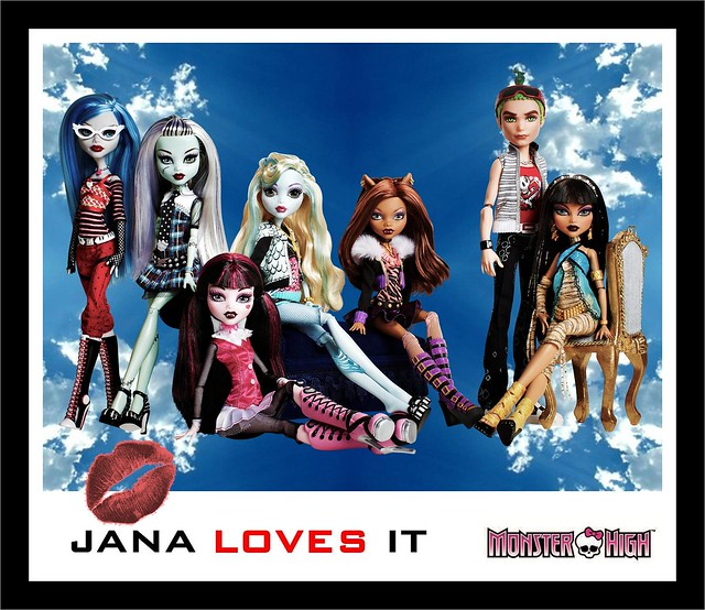 Monster High 01