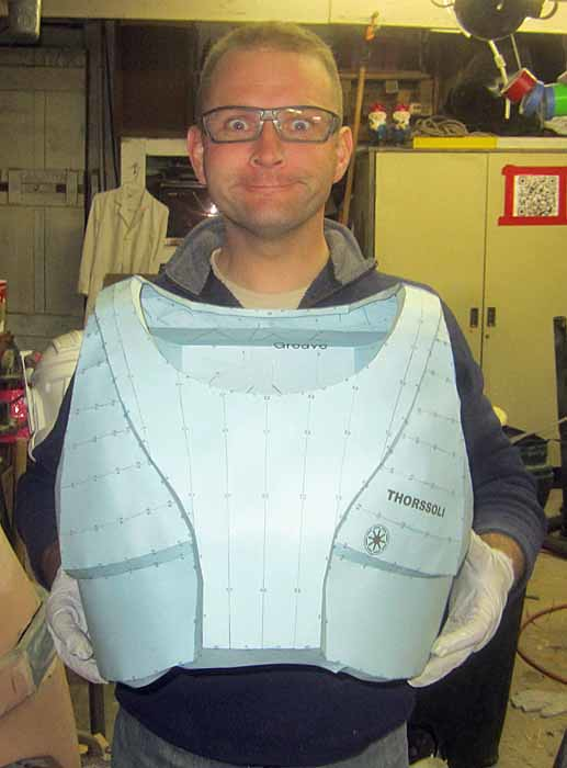 RC Chest Armor