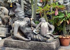 Bangkok - Wat Suthat (11)