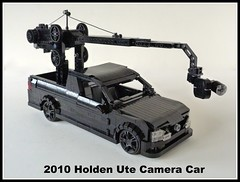 2010 Holden Ute Camera Car