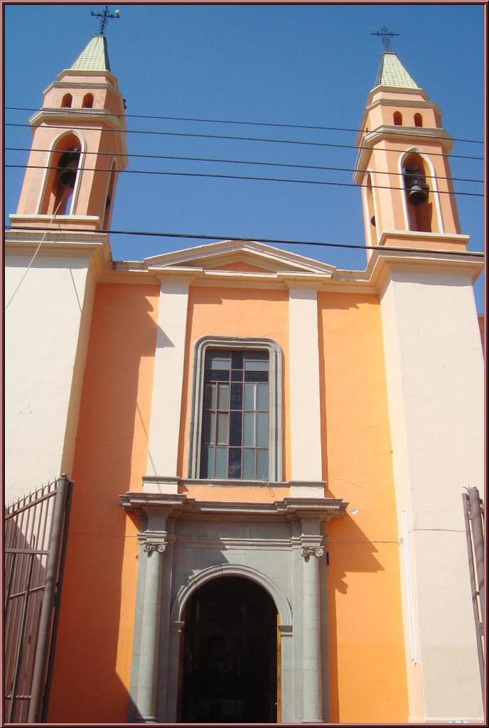 Parroquia San Antonio de Padua,Salamanca,Guanajuato,México